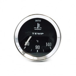 Smiths Classic 80mm Tachometer - 0-7000 rpm for vintage and