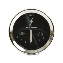 Smiths Classic Ammeter - -60 to +60 amps
