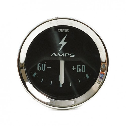 Smiths Classic Ammeter - -60 to +60 amps image #1