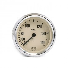 Smiths Classic Oil Temperature - Mechanical - Magnolia