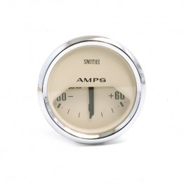 Smiths Classic Ammeter - -60 to +60 amps - Magnolia