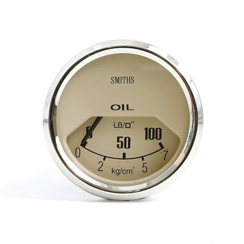 Smiths Classic Oil Pressure - Mechanical - Magnolia image #1