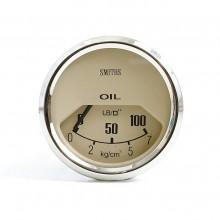 Smiths Classic Oil Pressure - Mechanical - Magnolia