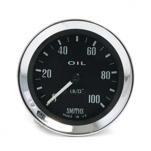 Smiths Classic Oil Pressure - Mechanical image #1