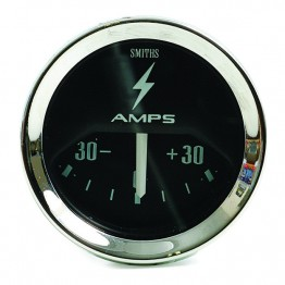 Smiths Classic Ammeter - -30 to +30 amps