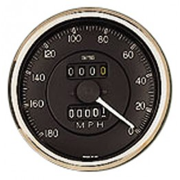 Smiths Classic AC Cobra Speedometer - Anticlockwise - 0-180 mph