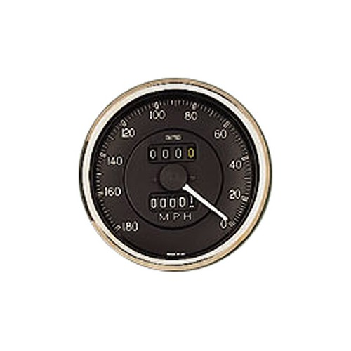 Smiths Classic AC Cobra Speedometer - Anticlockwise - 0-180 mph image #1