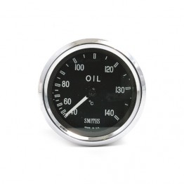 Smiths Classic AC Cobra Oil Temperature - Mechanical