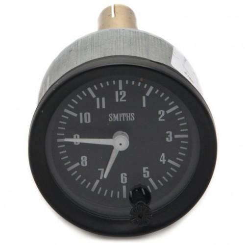 Smiths Classic Clock - Black Bezel 52mm image #1