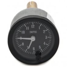 Smiths Classic Clock - Black Bezel 52mm