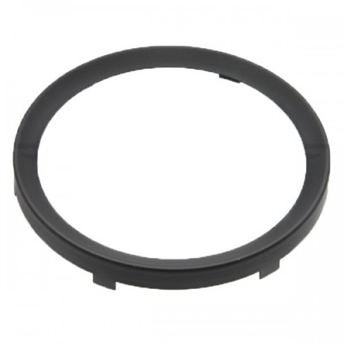 Rim Half Vee for 80mm Gauges - Black image #1