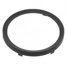 Rim Half Vee for 80mm Gauges - Black