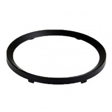 100mm - Rim Half Vee for 100mm Gauges - Black
