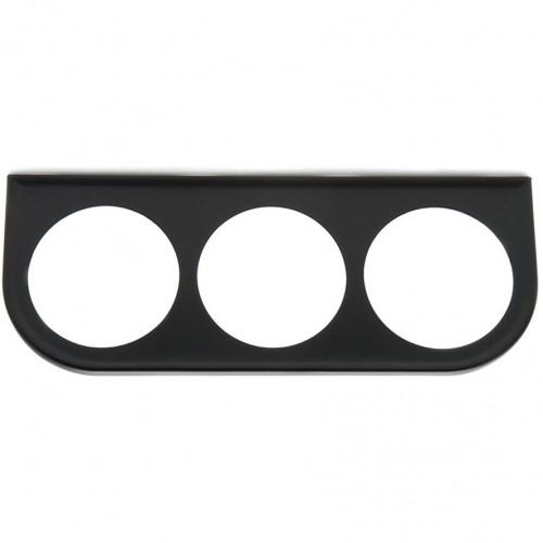 Bracket for three 52mm gauges image #1