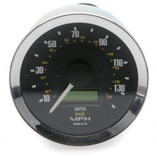 Smiths Classic 80mm Speedometer - 0-140mph - Electronic