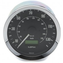 Smiths Classic 100mm Speedometer - 0-140mph - Electronic