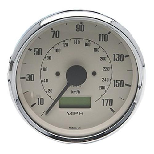 Smiths Classic 100mm Speedometer