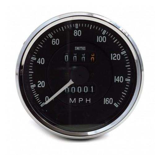 Smiths Classic AC Cobra Speedometer 0-160mph image #1