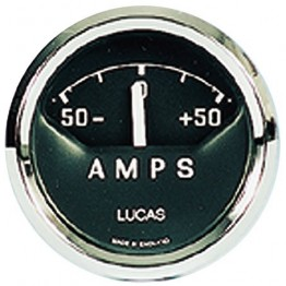 Smiths Classic AC Cobra Ammeter - Lucas Type