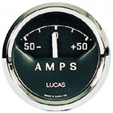 Smiths Classic AC Cobra Ammeter - Lucas Type