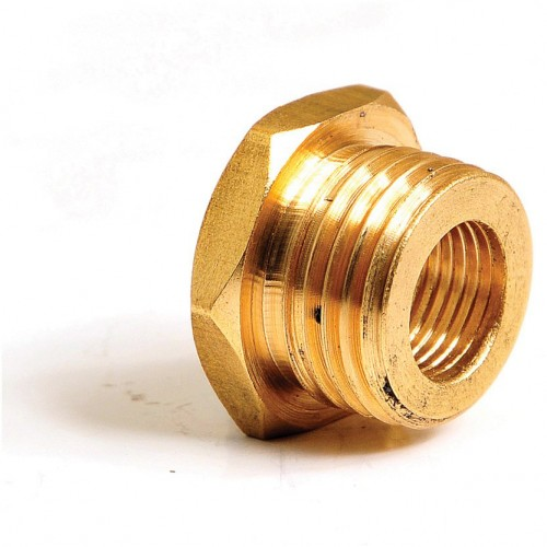 Adaptor 5/8 in UNF for Oil Pressure Gauges image #1