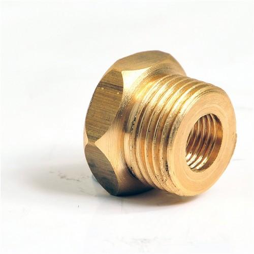 Adaptor 3/8 in BSP for Oil Pressure Gauges image #1