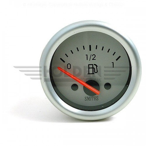 FUEL LEVEL TELEMETRIC 52MM DIA  ALUMINIUM RIM image #1