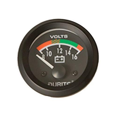 Voltmeter 8-16 volts image #1