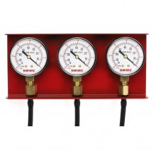 Set of 3 Vacuum Gauges