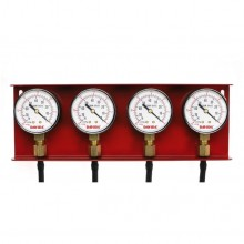 Set of 4 Vacuum Gauges