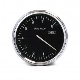 Smiths Classic Motorsport 100mm Tachometer - 0-8000 rpm