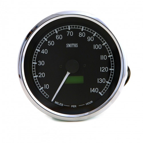 Speedometer 0-140mph Electronic image #1