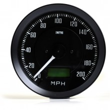 Smiths Classic GT40 Speedometer - 0-200mph - Electronic