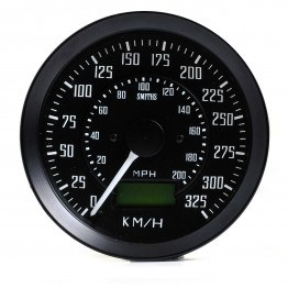 Smiths Classic GT40 Speedometer - 0-325kph - Electronic