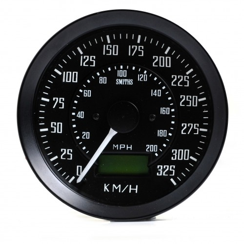 Smiths Classic GT40 Speedometer - 0-325kph - Electronic image #1