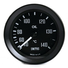 Smiths Classic GT40 Oil Temperature