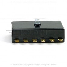 Fuse Box for 6 Continental Fuses