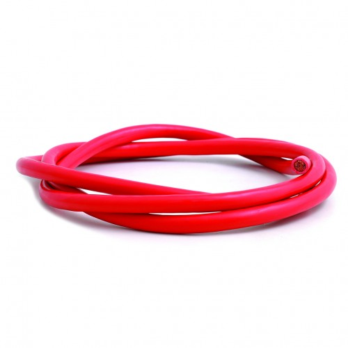 Battery Starter Cable - Flexible - Red image #1