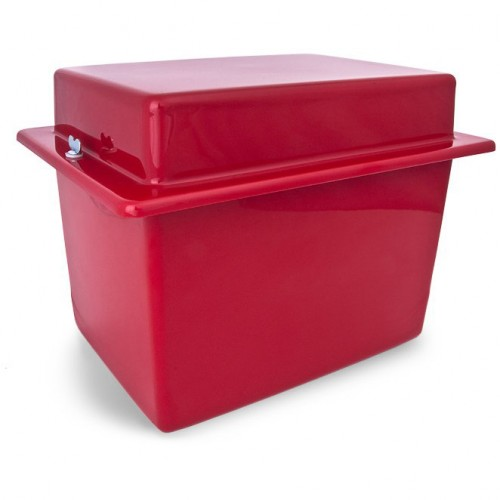 Battery Box - Red image #1