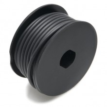 Wire 14/0.30mm Black (per 6 metres)