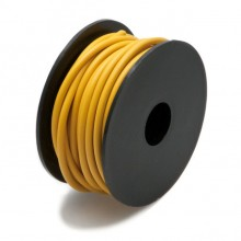 Wire 14/0.30mm Yellow (per 6 metres)