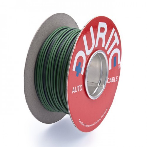 Wire 14/0.30mm Green/Purple (per metre) image #1