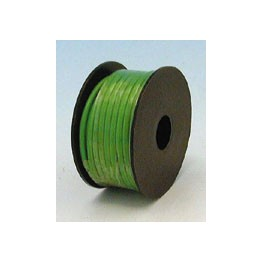 Wire 14/0.30mm Green (per 6 metres)