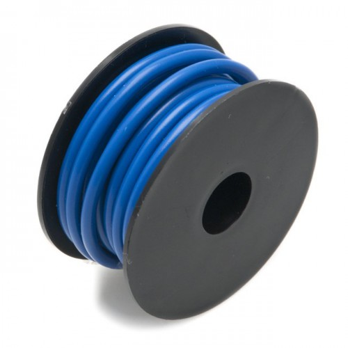 Wire 17 amps: 28/0.30mm Blue (per 3.5 metres) image #1