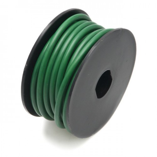 Wire 17 amps: 28/0.30mm Green (per 3.5 metres) image #1