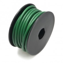 Wire 17 amps: 28/0.30mm Green (per 3.5 metres)