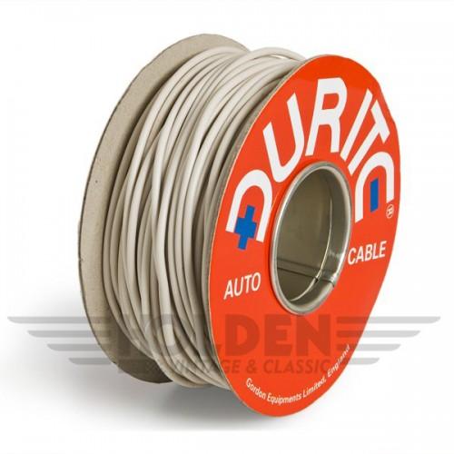 Wire 17 amps: 28/0.30mm White (per metre) image #1