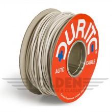 Wire 17 amps: 28/0.30mm White (per metre)