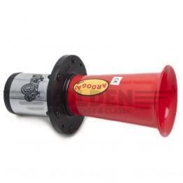 Old Timer Horn - Red Trumpet