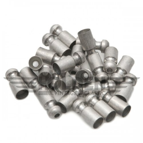 Bullet Terminals for soldering  Up to 44/0.30 mm (25 a) Pkt 25 image #1